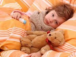 Как уберечь ребёнка от гриппа