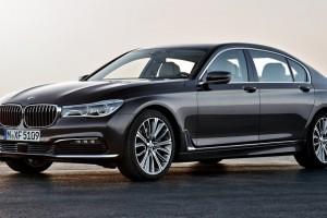 Тест-драйв новой BMW 7 серии