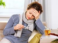 Эпидемия гриппа в РФ может начаться уже в январе