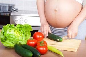 Сбалансированное питание во время беременности
