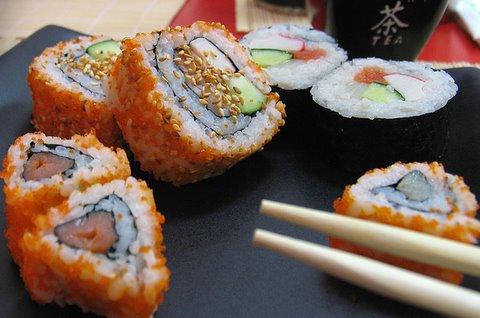 Суши и их разновибности