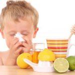 Профилактика и лечение при ОРВИ у ребенка