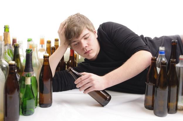 Проблема подросткового алкоголизма
