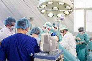 Хирургическое лечение миомы: надвлагалищная ампутация матки