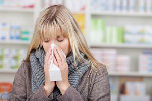 Что купить в аптеке, если простудилась