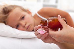 Простуда у ребенка как лечить