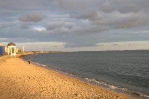 Побережье Азовского моря Бердянск