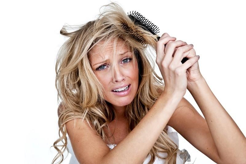 Путаются волосы – что делать?