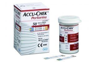 Тест-полоски Accu-chek – качественный контроль за вашим здоровьем