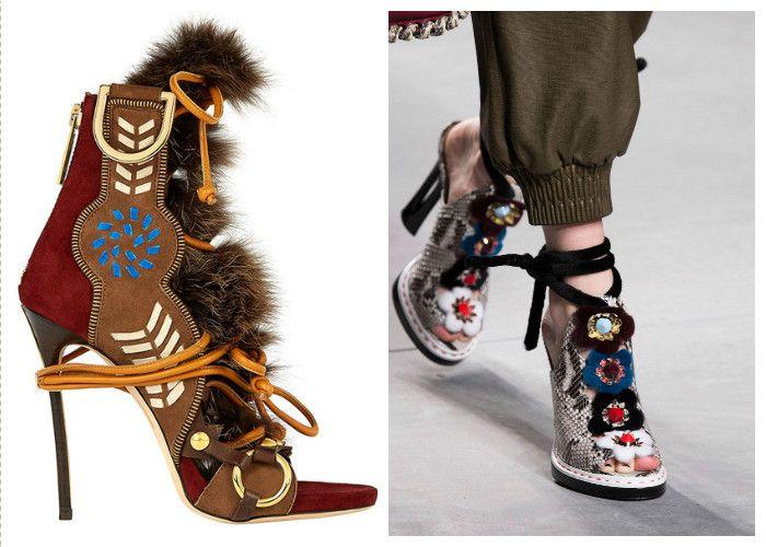 Женская Обувь Мода Весна 2017
