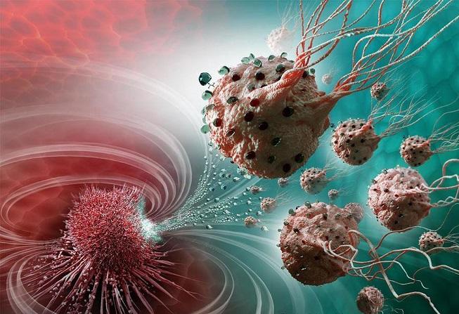 Разработана методика лечения рака с помощью вируса гриппа