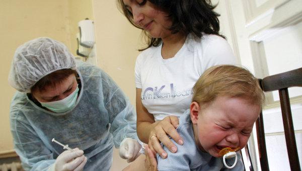 России угрожает эпидемия полиомиелита