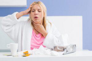 Эффективность ингаляций при инфекционных заболеваниях