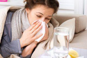 Сезон простуд и гриппа в России уже наступил