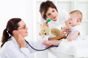 Лечение бронхиолита у детей