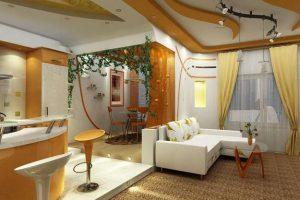 Дизайн жилых помещений