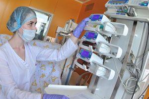Реанимация главной детской больницы Чувашии открылась после капремонта