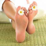 Избавляемся от потливости ноги и мозолей