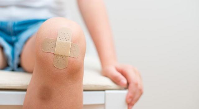 Ученые создали уникальный пластырь для незаживающих ран