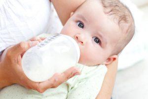 В России зарегистрировали молочную смесь, укрепляющую детский иммунитет