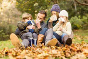 Боремся с сезонными простудами