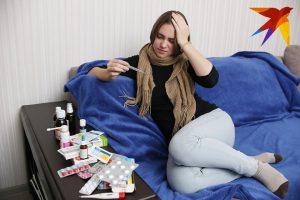 Заболеваемость ОРВИ в Брянской области превысила эпидпорог