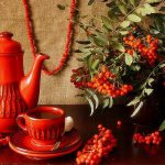 Витаминные чаи с рябиной помогут укрепить иммунитет в период осенней переменчивой погоды