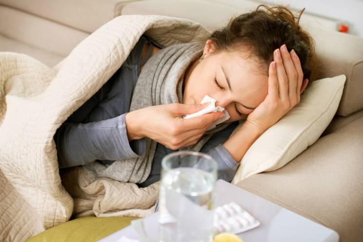 На Харьковщине простуду подхватили еще 5 тысяч человек, гриппа пока нет