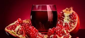 Гранатовый сок и возрастные проблемы с памятью