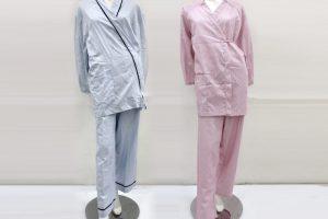 Медицинская одежда для пациентов.