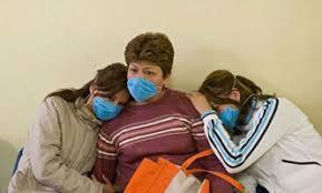 В дом прокрался грипп