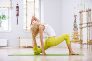 Йога и ее влияние на здоровье человека
