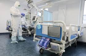Москва может столкнуться с дефицитом коек для пациентов с коронавирусом