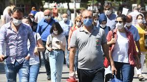В Турции ввели обязательный масочный режим