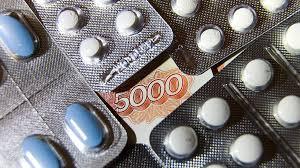 Росздравнадзор: препараты ЖНВЛП подорожали менее чем на 5%