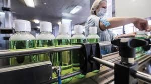 Минпромторг представил проект о маркировке антисептических средств