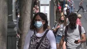 Израиль: обязательное ношение масок — независимо от covid