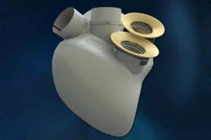 В Европе продан первый кардиопротез